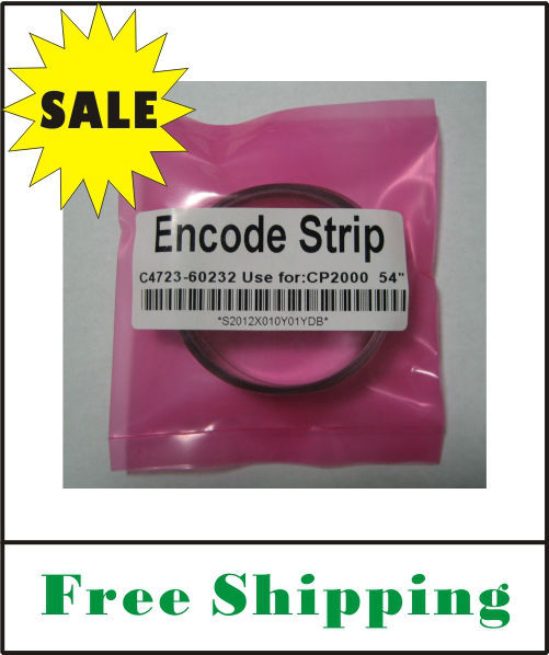 (free shipping) C4723-60232 for DesignJet 2000CP/2500CP/2800CP Encoder Strip(54inch) OEM replacement brand new