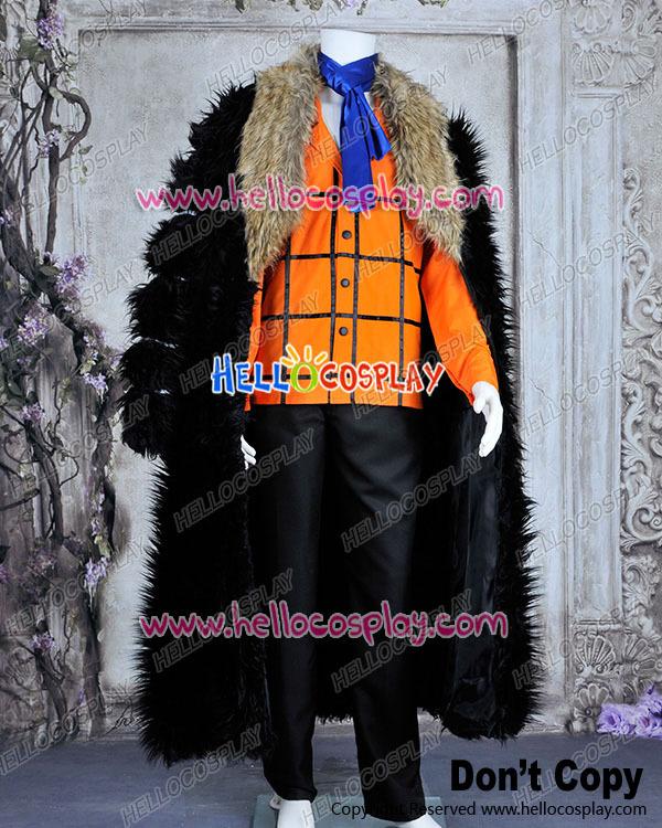 One Piece Cosplay Sir Crocodile Sa Kurokodairu Costume H008 Одежда и ак�е��уары<br><br><br>Aliexpress
