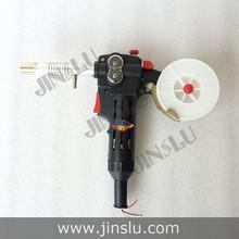 Бесплатная доставка Высокое Качество NBC-200 200A MIG spool gun рисования линий сварочной горелки виг
