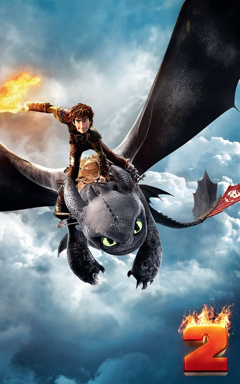 How to Train Your Dragon Custom Classic Home Decoration Bedroom Setting Art Fashionable Poster Size(50x75)c free shipping 2(China (Mainland))