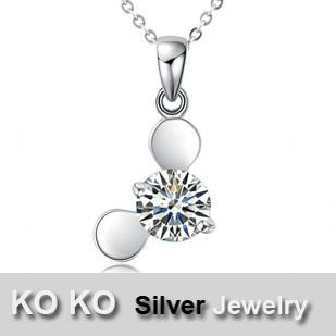 KO KO Silver Jewelry -- Genuine 925 Sterling Silver Cute Little Mouse Pendants Wholesale