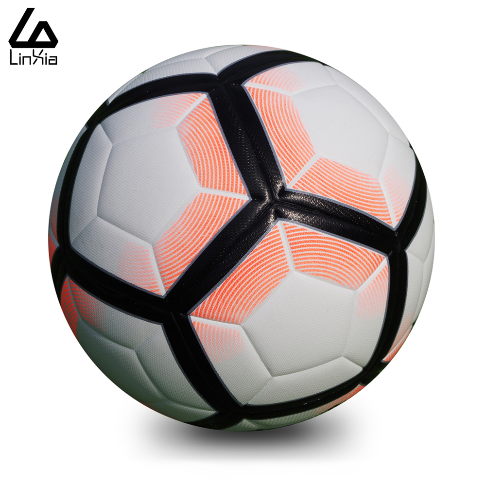New Champion League Ball Soccer Ball Premier Football Granule Slip-resistant Balls Official Size 5 Free Shipping(China (Mainland))