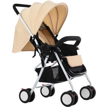 Фотография Worl for db aby baby stroller baby portable folding umbrella car four wheel barrow child baby car