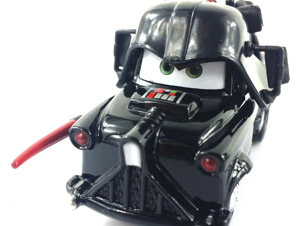 PIXAR CARS 2 - Star Wars Mater As Darth Vader 1:55 Diecast Models Vehicles Kids Toys Car Toys For Children(China (Mainland))