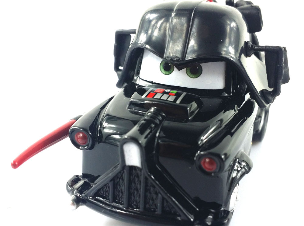PIXAR CARS 2 - Star Wars Mater As Darth Vader 1:55 Diecast Models Vehicles Kids Toys Car Toys For Children(China (Mainland))