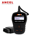 New ANCEL AD210 OBD2 EOBD CAN Code Reader Automotive Scanner OBDII Errors Scan Tool Russian OBD