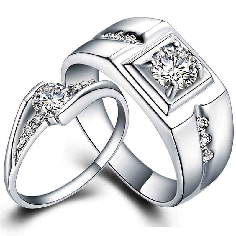 The Most Beautiful Wedding Rings Cheap Matching White Gold Wedding Rings