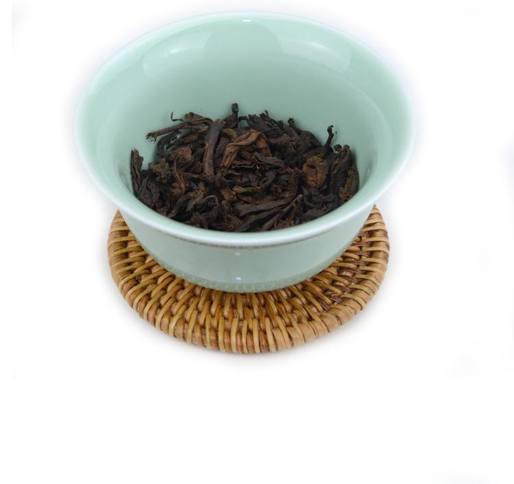 Free Shipping Cooked Puer Tea 5 Grade Loose Tea Menghai Court Super Aged Puer Tea Cheap 250g/bag<br><br>Aliexpress
