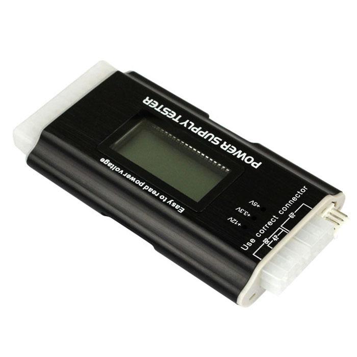 Жк 20/24 Pin ITX ATX SATA HDD
