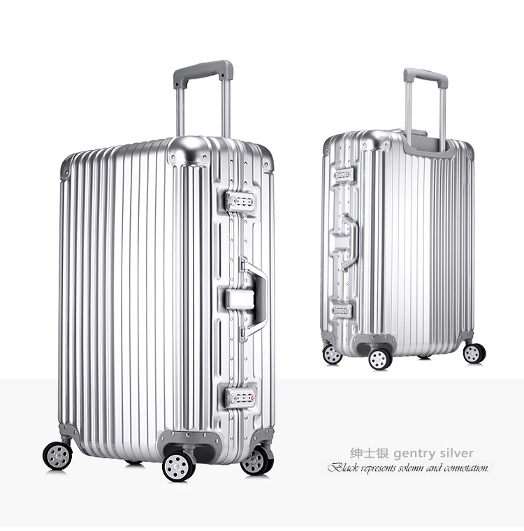 20, 24, 26, 29 Inch,Spinner Wheel ABS Luggage Travel Bag,Travel Suitcase,Hardside Luggage,Rolling Luggage,AC001<br><br>Aliexpress