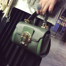Fashion New Women Bag 2017 PU Leather Ladies Handbag Females Shoulder Designer Brands Tote bag Bolsas Feminina - Happiness Girl Store store