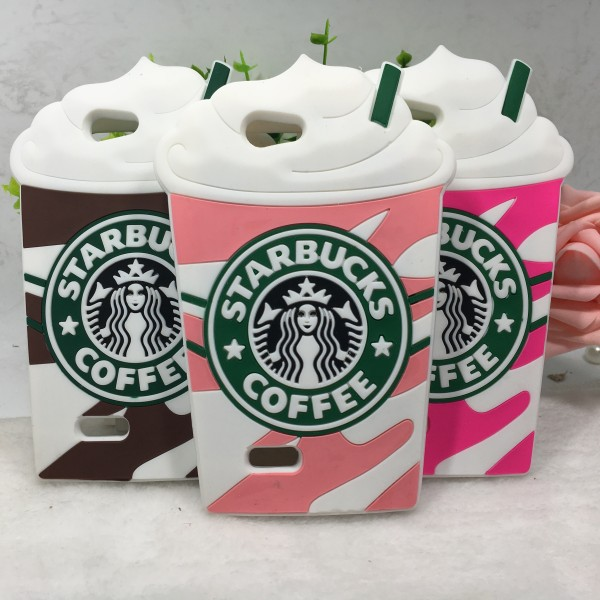 Starbucks Frappuccino Phone Silicone soft Case Cover ZTE Blade L2 L 2 Cases Gel Shell  -  @Qi Yun mobile phone accessories flagship store store