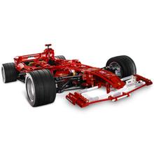 Decool 3335 Technic F1 Racer building bricks blocks Toys children Game Car Formula 1 Compatible Lepin Bela 8674 - Joyer store