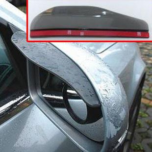 Rearview mirror rain gear 3D Car Rain Eyebrow Kia 2012 Rio k2 k3 k5 forte Sorento Sportage R soul accessories