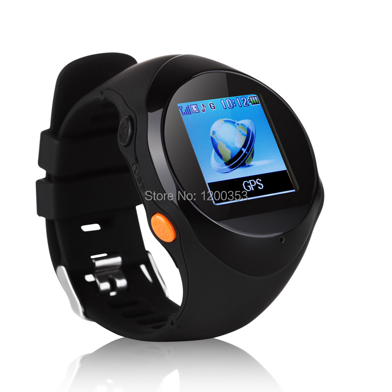 S88 Children Smart Watch Phone GPS Position Tracking Bluetooth SOS Remote Control Bidirectional Call Kids Old