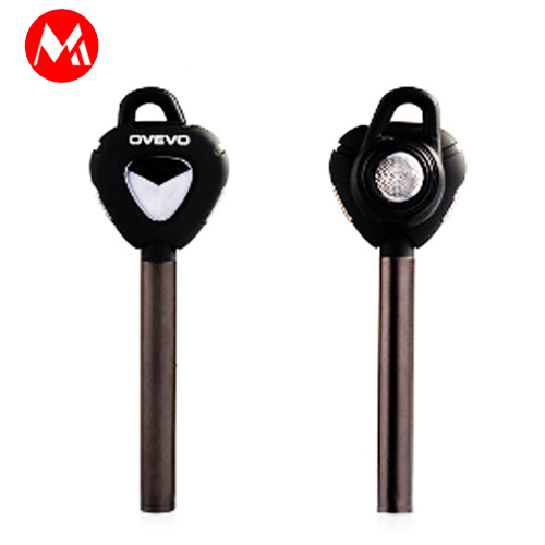 100% Original OVEVO BT3118 Bluetooth Earphone Headset Hands Free Style For Smart Business Talking Phone Call 1Pcs(China (Mainland))