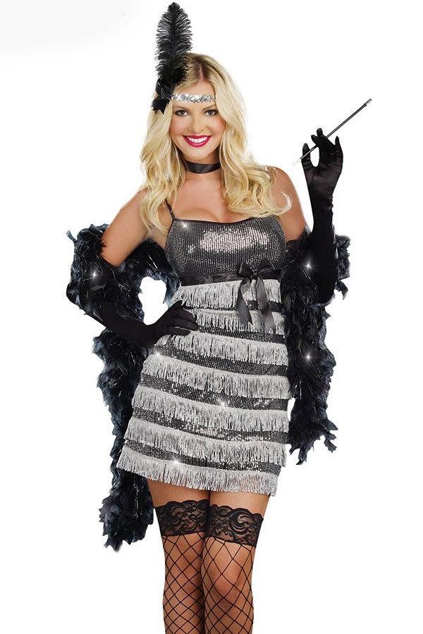 2015 1920/+ + + 8850 1920s flapper costume купальник livia corsetti gandhali s