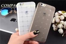 Luxury Rubiks Soft Matte TPU Anti-Skid Phone Cases For iPhone 5 5s SE 6 6s 6 plus Mobile phone back shell cover capa