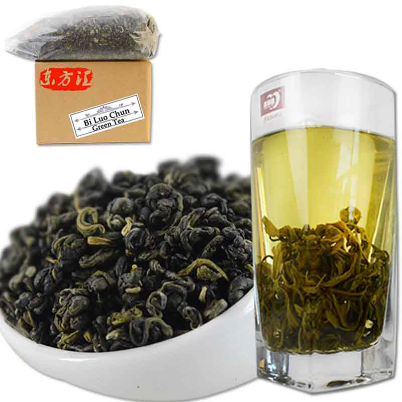 Biluochun tea Chinese 2015 New Spring biluochun loose Green tea pring new the green food tea
