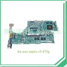 DAZRQMB18F0 NBMBC11003 NB.MBC11.003 For acer aspire V5-473G M5-583 laptop motherboard i5-4200U +NVIDIA graphics