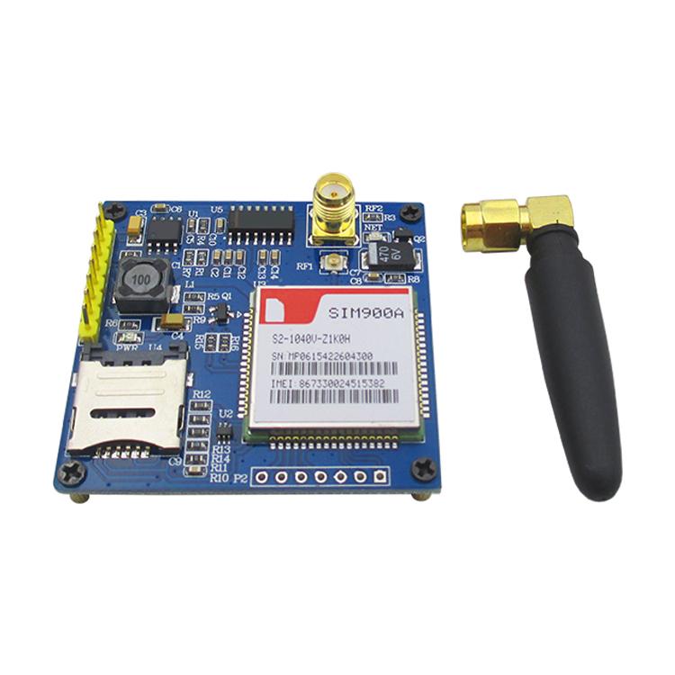 SIM900A development board GSM/GPRS module with STM32, 51 program USB power supply module(China (Mainland))