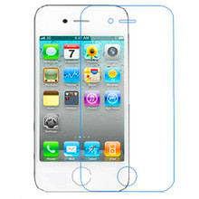 Pelicula Ultra Thin 10pcs/lot 0.26mm 9H Explosion-proof Front Protective Film Tempered Glass For iPhone 4S Screen Protector