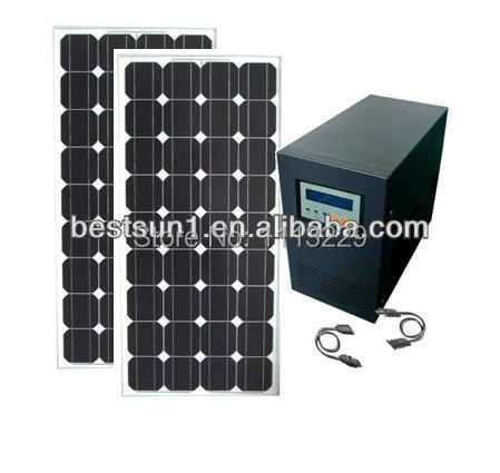 excellent and cheap mini grid off grid solar systems solar UPS system 500 W indoor/outdoor manufacturer in china(China (Mainland))