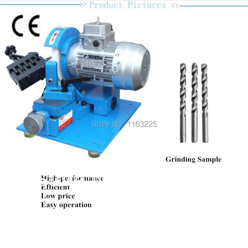 capacity diameter 3-28mm 20kg easy operate electronics universal drill bit sharpener(China (Mainland))