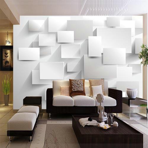 behang muurschilderingen 3d muurschilderingen voor grote woonkamer ...
