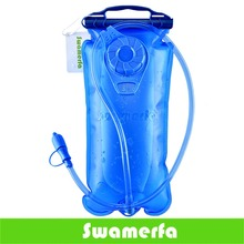 Swamerfa Foldable Military Cycling Water Bag 3l/2l Hydration Bladder Pack for Camping Hiking Running Cycling Hydration Backpack