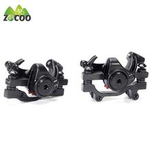 Buy Zocoo Brake BB2 Durable hierro inoxidable exterior MTB de la bicicleta del freno de disco trasero ciclismodel freno de for $14.24 in AliExpress store