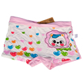 Factory Outlets 3-15 Years Old Baby Girls Underwear Cozy Soft Modal Panties Girls Brand Kids Short Briefs Children Underpants