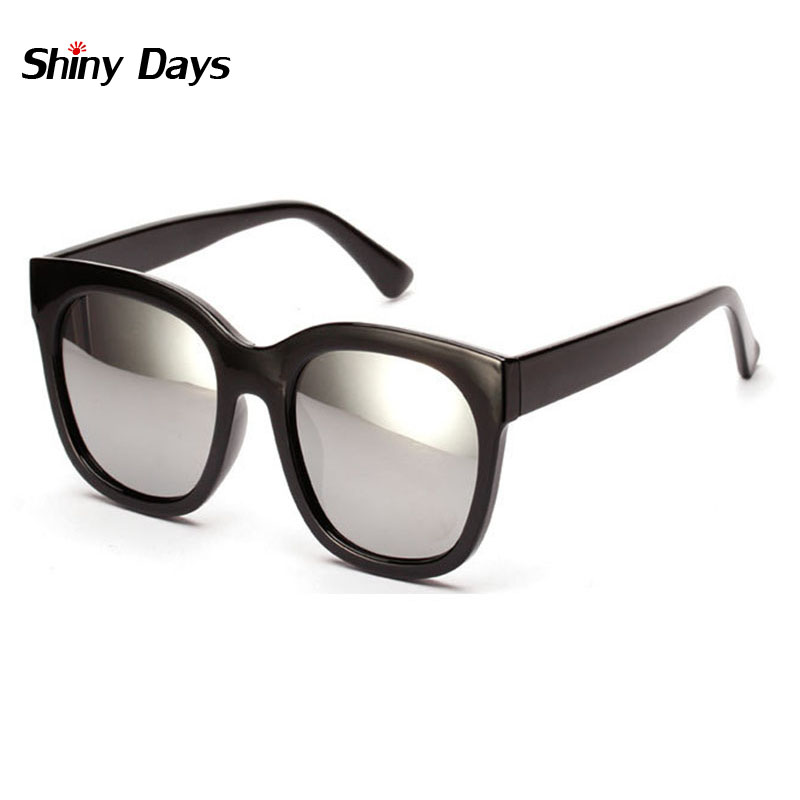 Large Frame Size Glasses : Big-size-frame-Square-Retro-sunglasses-for-women-and-men ...