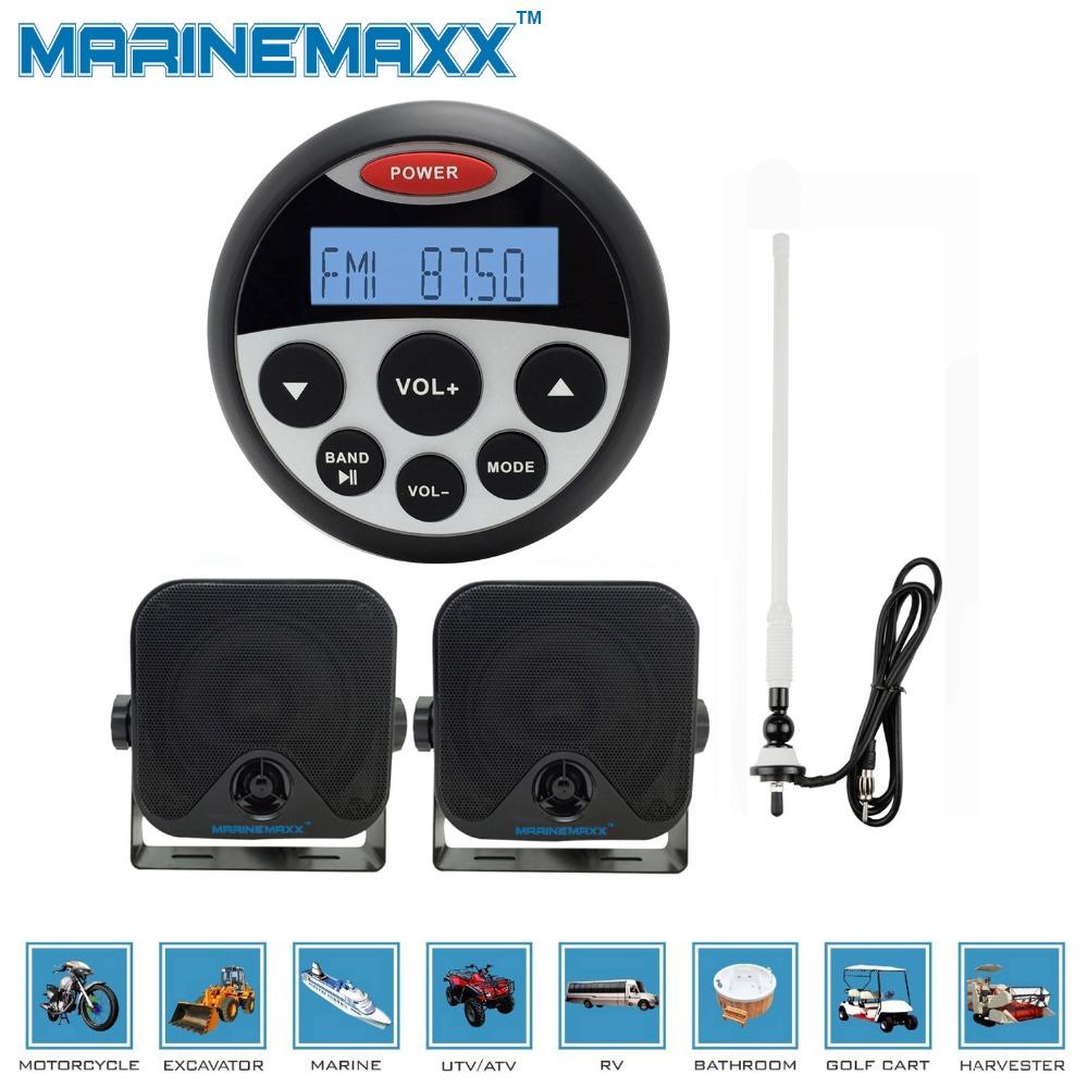 радиоприемник для лодки