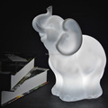 4pcs lot Rechargeable Colorful Animal elephant LED night light lamp for kids Pet Night Lamp for