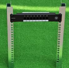 (2pcs/pair) 7U Cabinet Mounting Frame / 7U Mounting Rail / 7U Wall Mounting Bracket -- Metal Frame(China (Mainland))