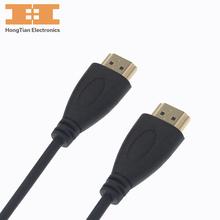 Cable HDMI 1080 P de Alta velocidad Chapado En Oro Enchufe Macho-Macho 1.4 V HD $ number PIES de Cable pies de 0.3 m 1 m 2 m 3 m 5 m 7.5 m 10 m para hd lcd hdtv xbox ps3