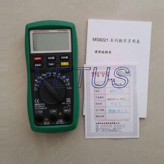 Мультиметры из Китая