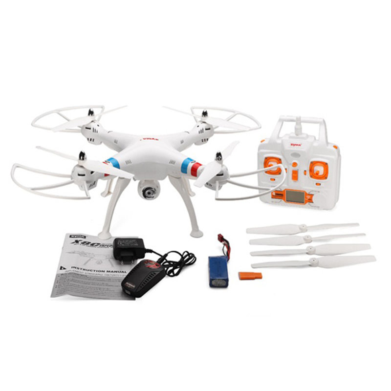 Aerial big Quadcopter X8C RC Airplanes with 200W high-definition and 6-layer HD-level SLR camera 180 degree rollover RC Airplane(China (Mainland))
