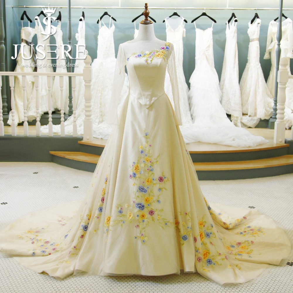 Jusere: How To Make A Wedding Dress