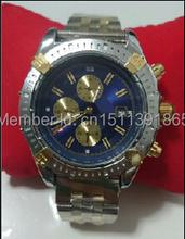 2014 nuevos hombres de bentley reloj automático de acero inoxidable 1884 cronómetro hombre de la alta calidad grandes relojes de marcación