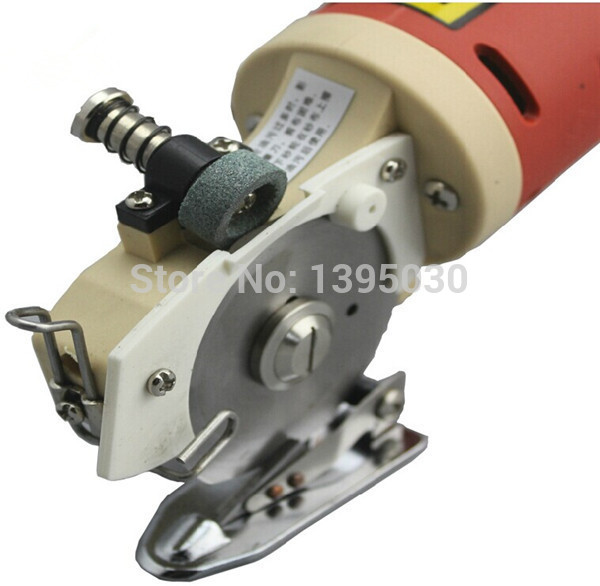 Buy 15pcs/lot Cloth cutter Fabric cutting machine 65mm blade electric round knife 220V Free  shipping byDHL cheap