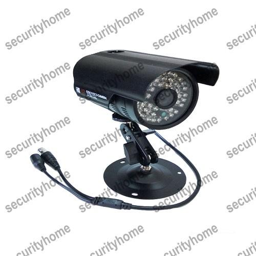 Outdoor CMOS 600TVL CCTV camera 48IR 940nm Built-in IR Cut Filter Night vision waterproof Surveillance Camera(China (Mainland))