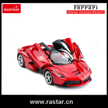 Buy Rastar Licensed RC CAR Ferrari LaFerrari usb opened door car remote controller 1:14 scale kids toy 50160 for $57.99 in AliExpress store