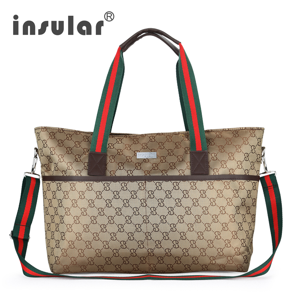 2016 New Arrival Hot Sales Brand Baby Diaper Bags Nappy Bags Fashion And Waterproof Mommy Bags Shipping Free(China (Mainland))