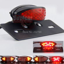 Motorcycle LED Tail Light Turn Signal Braking Lamp