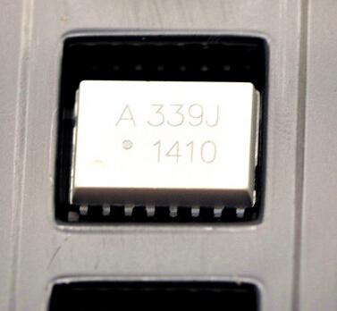 Здесь можно купить  50pcs/lot ACPL-339J A339J  A 339J SOP16  Электронные компоненты и материалы