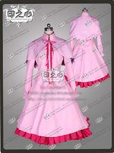 Buy Akame ga KILL Mine Cosplay Costume Japanese Anime Halloween Uniform Pink Dress for $111.75 in AliExpress store