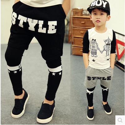 Popular Hip Hop Pants for Kids