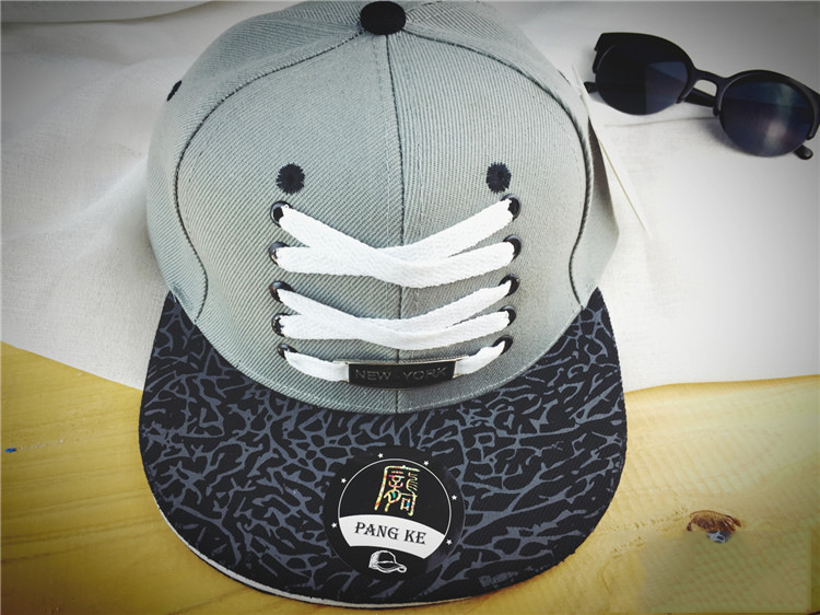 Korea purchasing new stylish spring summer shoes flat hip hop baseball caps Hat women s hats